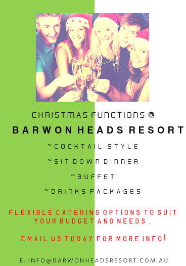 Christmas Parties at BHR
