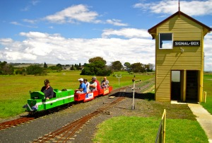 Barwon Heads miniature railway